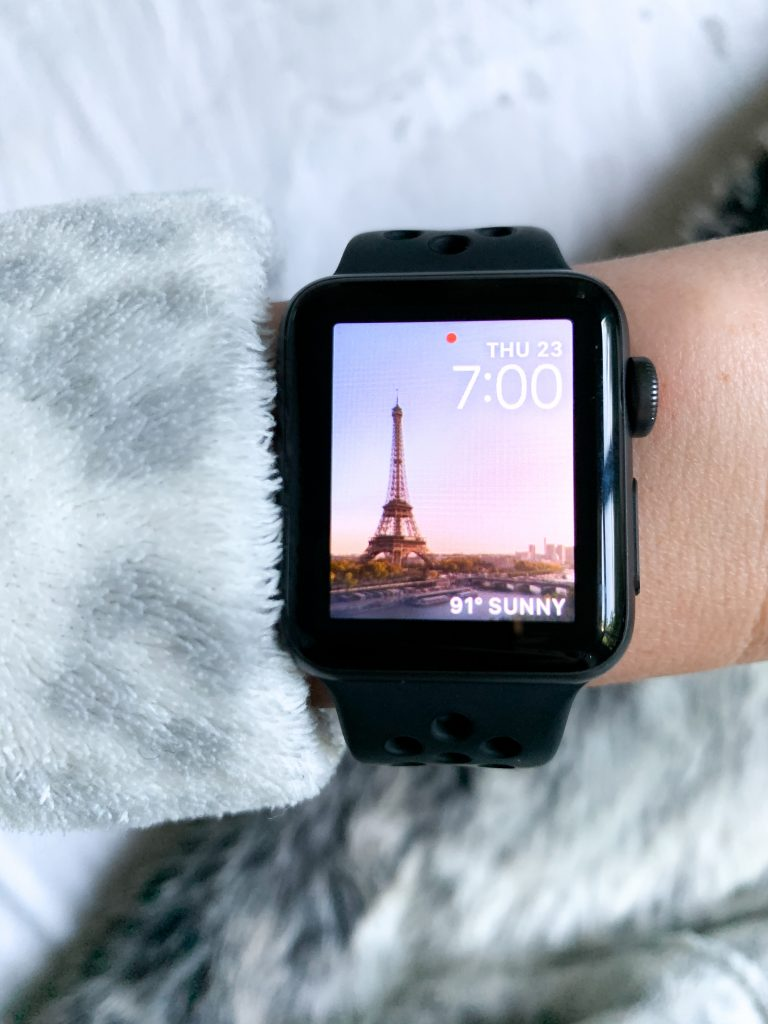 Apple Watch 3 Paris