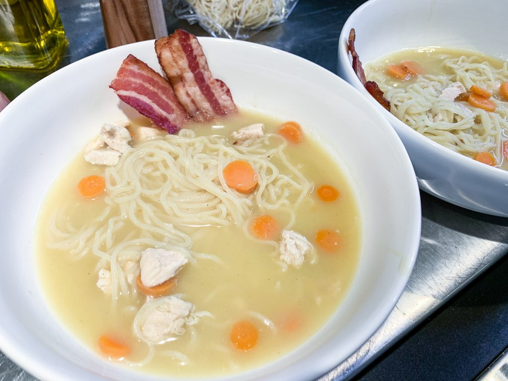 chicken ramen for kids